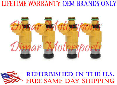 *3 Year Warranty* Marine Fuel Injector Set Yamaha F150 Four Stroke Outboard