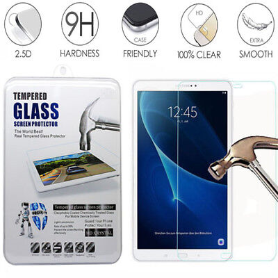 """Genuine Tempered Glass Screen Protector For Samsung Galaxy Tab A 10.1"""" T580 T585"""