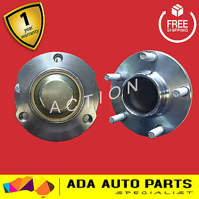Holden Commodore Front Wheel Bearing Hubs VR VS No ABS Brake (Pair)