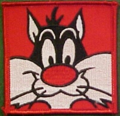 Warner Brothers Sylvester Animation Character Patch