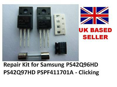 BN44-00161A BN44-00162A 9N50C 11N50CF PSPF411701A Power Board PSU Repair Kit