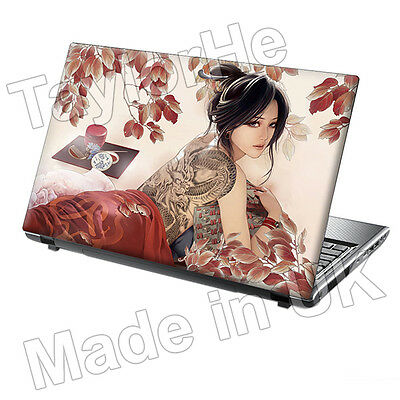 "15.6"" TaylorHe Laptop Vinyl Skin Sticker Decal Protection Cover 1009"