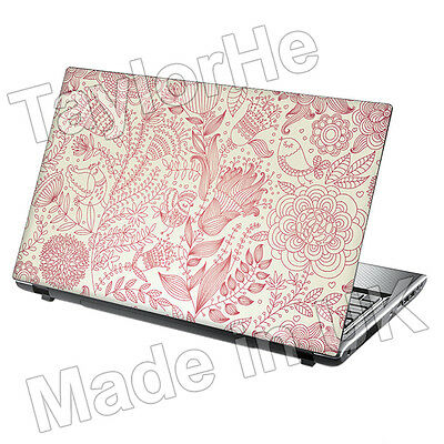 "15.6"" TaylorHe Laptop Vinyl Skin Sticker Decal Protection Cover 147"