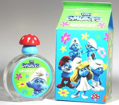 The Smurfs Grouchy 1.7 Oz Edt Sprya For Kid's By Smurfs New In A Box