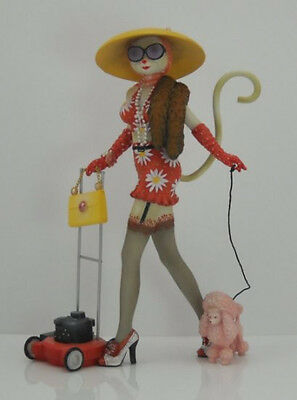 Alley Cats Kitty O Working Class by Margaret LeVan NIB