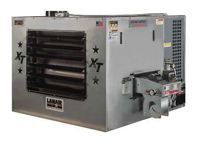Waste Oil Heater/Furnace Lanair MX300 heater only w/ pump and filters FREE SHIP!