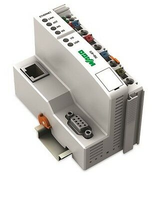 750-873 Wago SPS - Programmierbarer Feldbuscontroller ETHERNET TCP/IP, RS-232 32