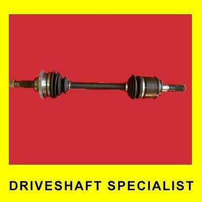 1 NEW CV JOINT DRIVE SHAFT FORD TERRITORY REAR  2WD AWD Driver Side