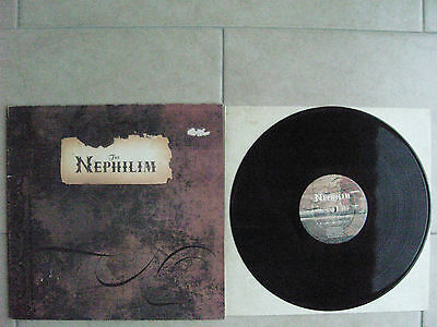 "FIELDS OF THE NEPHILIM ""THE NEPHILIM"" LP Situation two UK 1988"