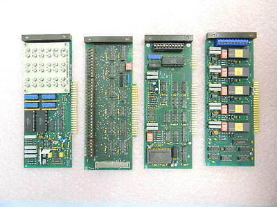 (4) Keithley Series 500 Data Acquisition Modules AOM1 AIM7 AMM1 DIO1