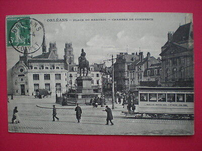 Loiret 45 france centre cartes postales collections for Chambre de commerce orleans
