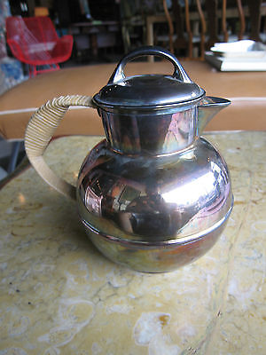 Vintage S F Co Silver Plated Tea / Coffee Pot