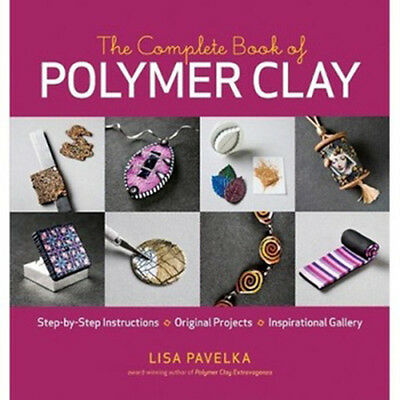 libro the complete book of polymer clay