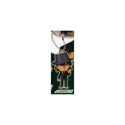 Tiger and Bunny Keith Fastener Mascot Charm Licensed MINT