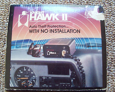 Knight Hawk II Auto Theft Protection With No Installation Model KH-2