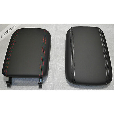 Ve / Vf Commodore Hsv Gts Calais Ss Ssv Sv6 Genuine Leather Console Arm Rest Lid