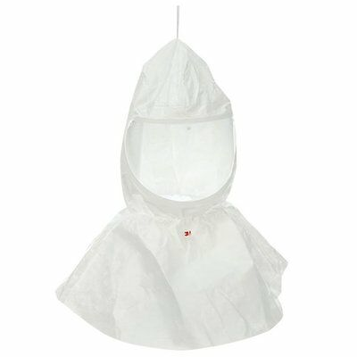 3M H-420-10 Respiratory Protect Hood with Inner Shroud (10/Case)