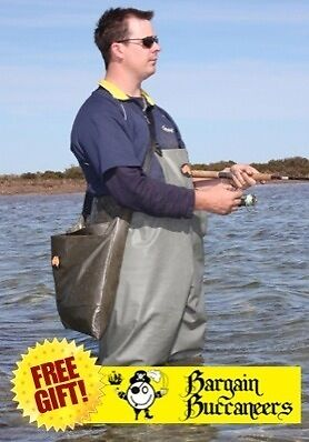 Hornes Full Length Waders Blundstone Boots +Free Gift