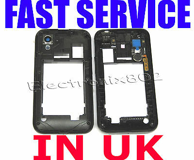 Samsung S5830 Galaxy Ace Middle Chassis Frame Camera Cover Housing Antenna Lens