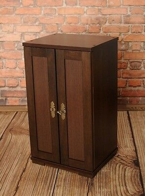 14+2W Doors Coin Tray Collectors Collection Cabinet For 14 Trays + 2  Drawers