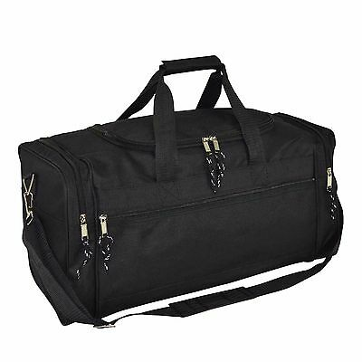 Brand New Duffle Bag Duffel Bag Large in Black Gym Bag