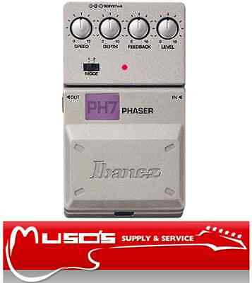 Ibanez PH7 Phaser FX Pedal $115