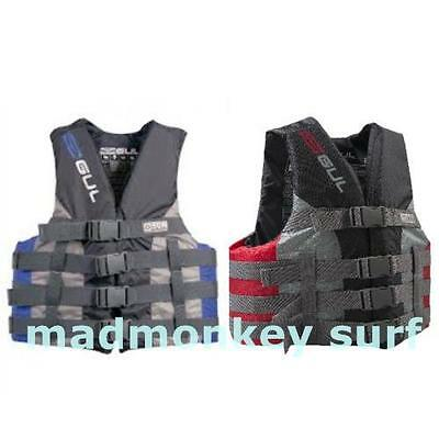 GUL IMPACT VEST 50N BUOYANCY AID LIFE JACKET powerboat speedboat jetski skiing