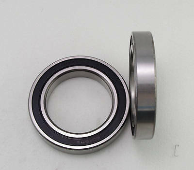 1pcs 6817-2RS 85x110x13mm Rubber Sealed Model Thin-Section Ball Radial Bearing