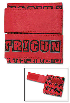 Trigun Red Wallet Anime Manga MINT