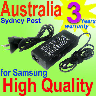 Laptop Charger Power Adapter for Samsung R517 R518 R522 R530 R580 19V 4.74A