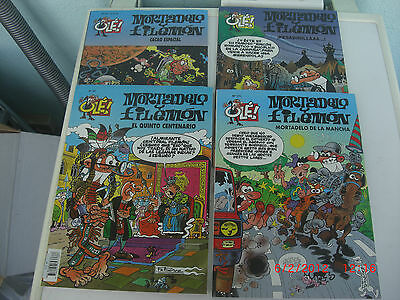 Comics De Mortadelo Y Filemon Elige Los Que Quieras