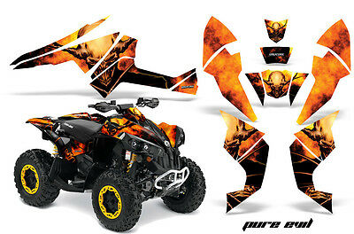 Can-Am Renegade Graphics Kit by CreatorX Decals Stickers PEBY