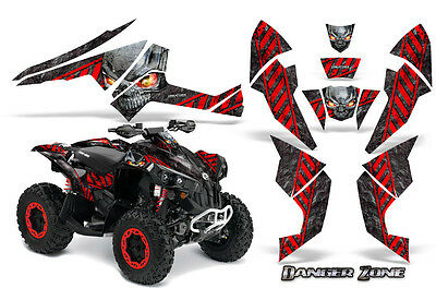 Can-Am Renegade Graphics Kit by CreatorX Decals Stickers DZRBBB