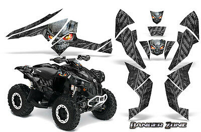 Can-Am Renegade Graphics Kit by CreatorX Decals Stickers DZSBBB