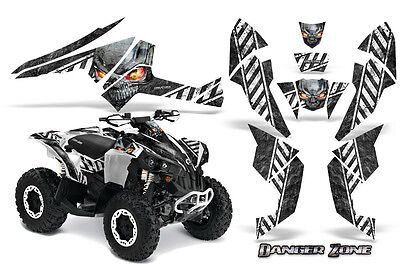 Can-Am Renegade Graphics Kit by CreatorX Decals Stickers DZWBWB