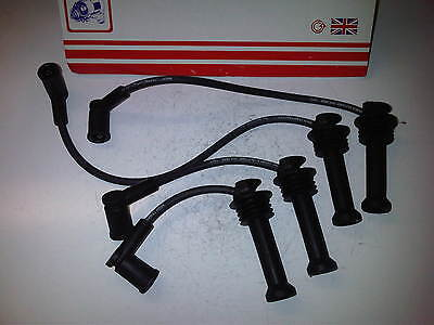 Ford Fiesta Mk6 & Fusion 1.25 1.4 1.6 2002-08 16V New Ht Ignition Plug Leads Set
