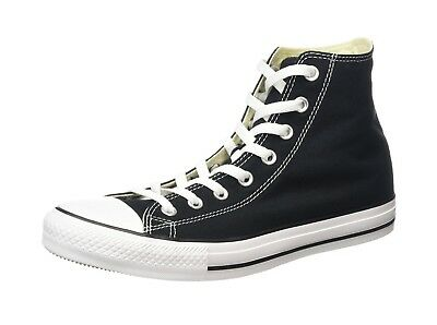 Converse Chuck Taylor All Star High Top Canvas Men Shoes M9160 - Black/White