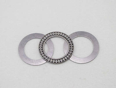 1pcs 30 x 47 x 2mm AXK3047 Thrust Needle Roller Bearing With Two Washers Each