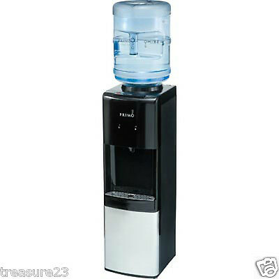 Primo Top Load Stainless Steel Hot and Cold Water Dispenser and Cooler