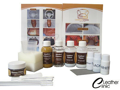 Leather  Repair Kit - Sofas & Cars-- 74 Colours !!!