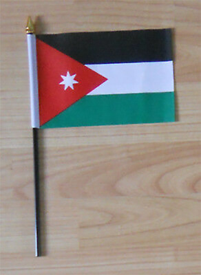 Jordan Country Hand Flag - small