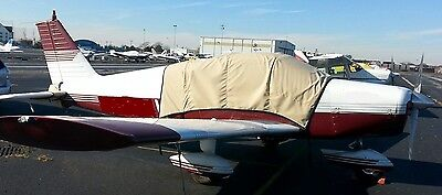 Piper Cherokee, Archer, Arrow (PA-28) Windshield Cover (Made from Aqua Gun)