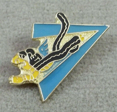 US Army Air Force Flying Tigers American Volunteer Group Pin - Clutchback