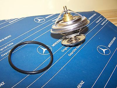 Mercedes-Benz Unimog MB-trac Coolant Thermostat Element 79°C with Seal - NEW