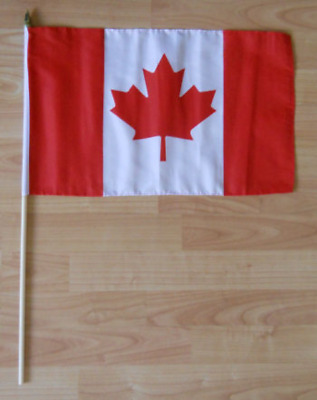 Canada Country Hand Flag - large
