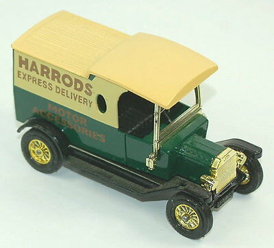 "Matchbox Yesteryear  Ford Model T 1912 ""Harrods"""