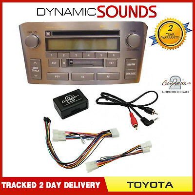 MP3 iPod AUX IN Adaptor for Toyota Yaris, Corolla & Avensis 2004 onwards