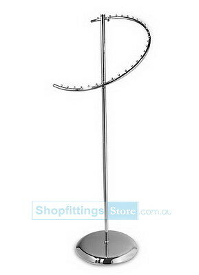 Spiral Clothing Rack  - Garment Clothes Laundry Hanger Holder