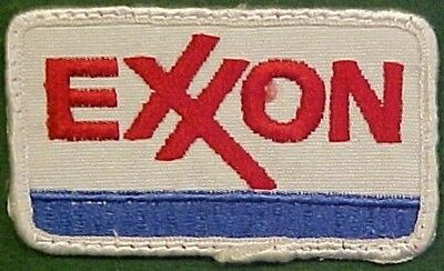 Exxon Oil Company Patch