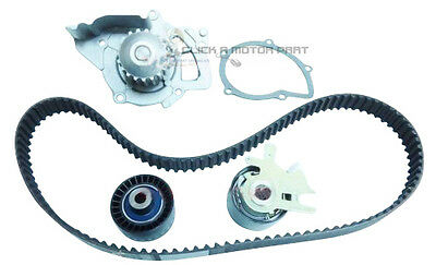 Ford Mondeo Mk4 2.0 Tdci Timing Cam Belt Kit Tensioner Idler Pulley + Water Pump